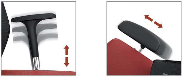 Silla ergonómica Vigo